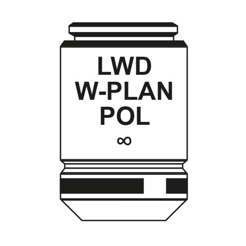 OPTIKA M-1137 10x/0.25 IOS LWD W-PLAN POL Objective