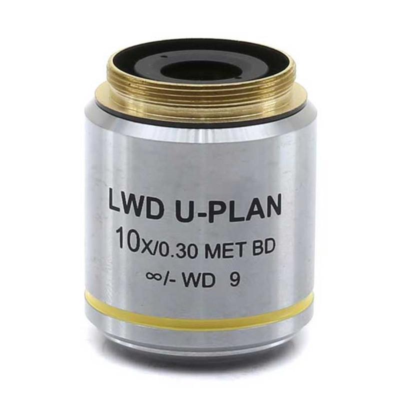 OPTIKA M-1095 10x/0.30 IOS LWD U-PLAN MET BD Objective
