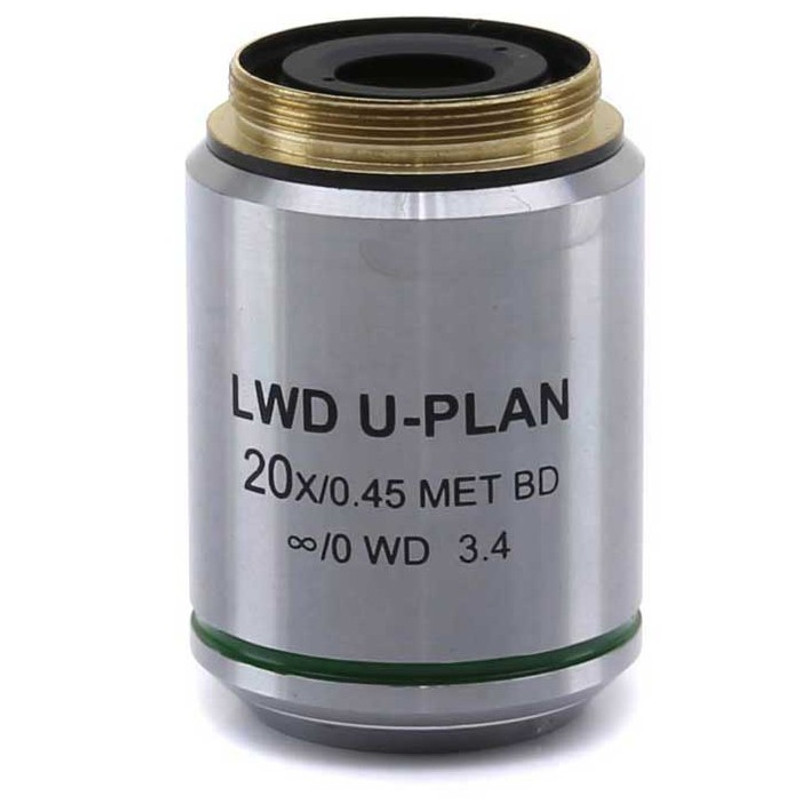 OPTIKA M-1096 20x/0.45 IOS LWD U-PLAN MET BD Objective
