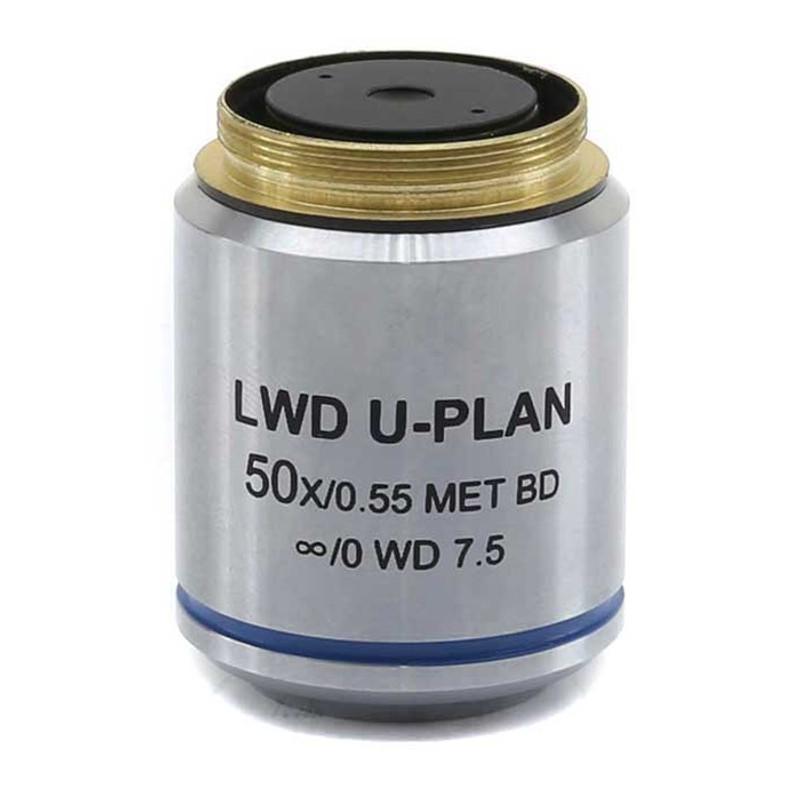 OPTIKA M-1097 50x/0.55 IOS LWD U-PLAN MET BD Objective