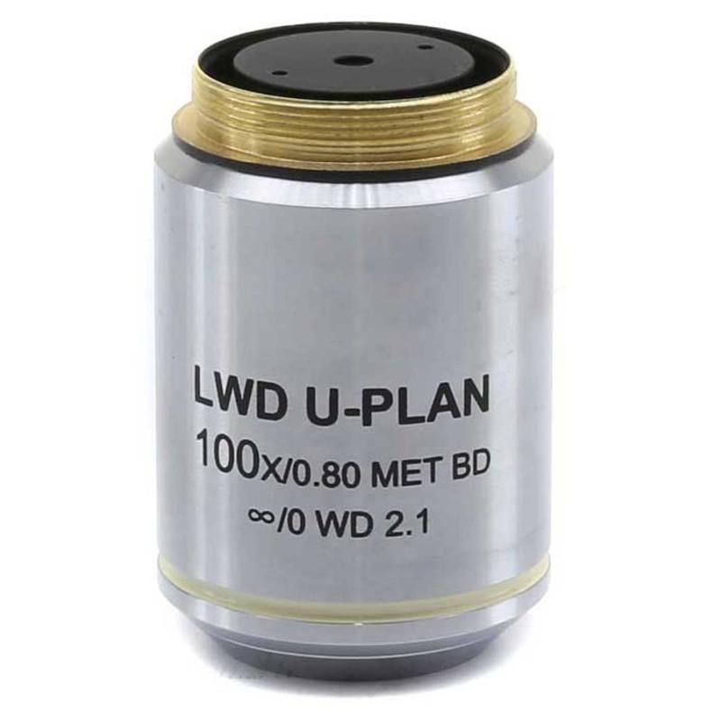 OPTIKA M-1098 100x/0.80 (dry) IOS LWD U-PLAN MET BD Objective