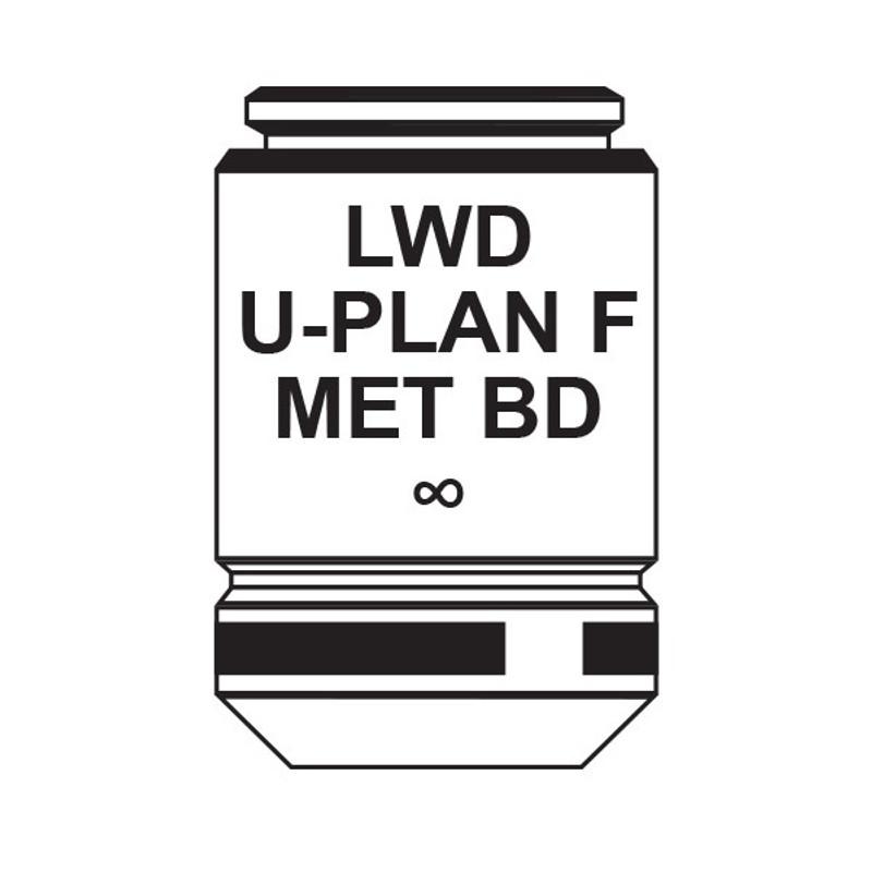 OPTIKA M-1181 10x/0.30 IOS LWD U-PLAN F MET BD Objective