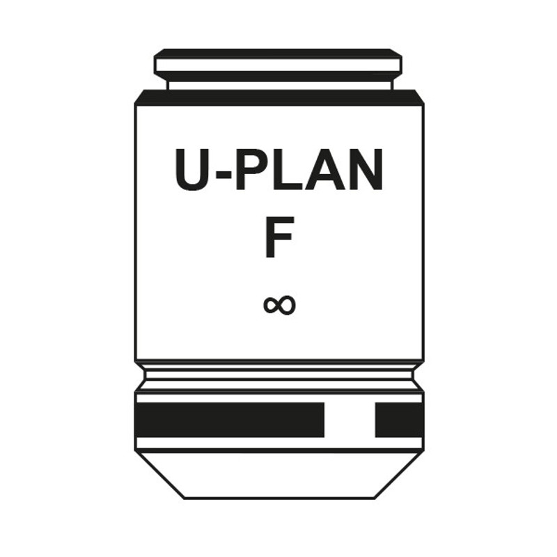OPTIKA M-1078 40x IOS U-PLAN F Objective (for DIC)