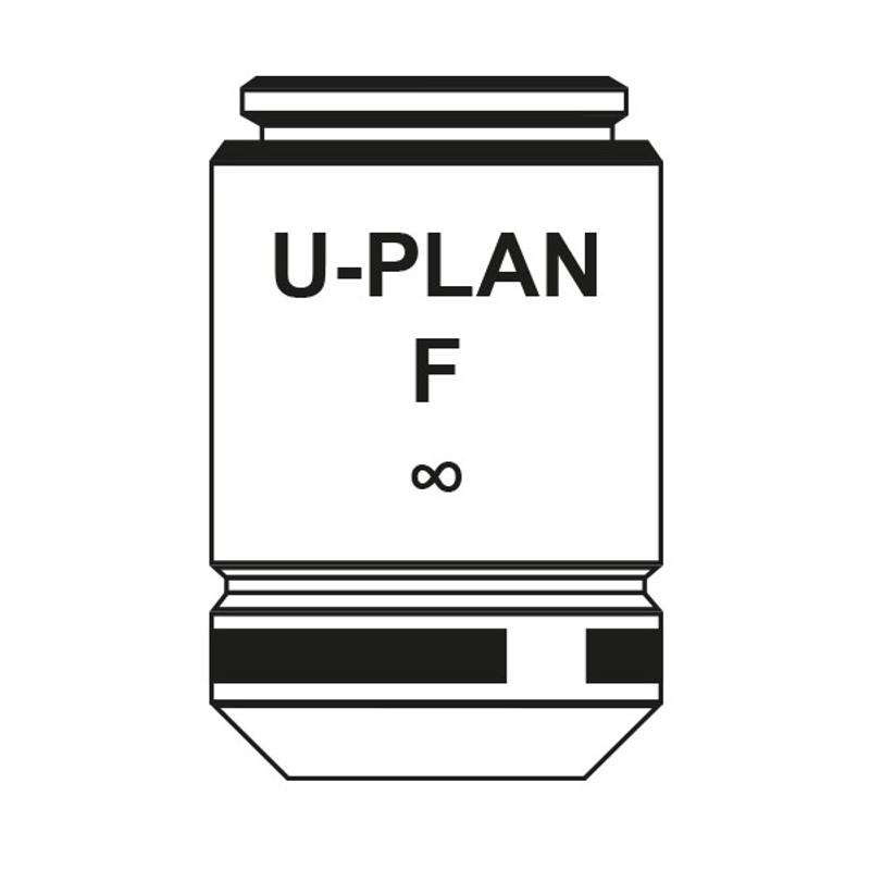 OPTIKA M-1079 100x IOS U-PLAN F Oil Objective (for DIC)