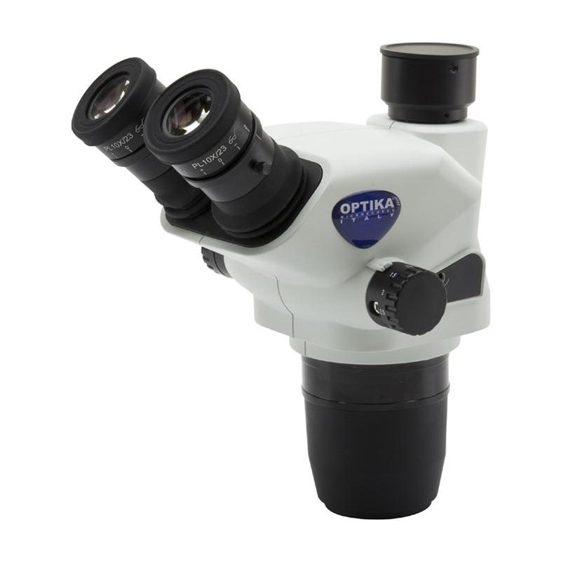 OPTIKA SZO-T Trinocular Stereo Zoom Head, 6.7x - 45x Magnification