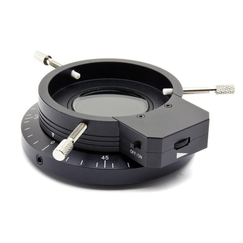 OPTIKA CL-18 Polarizing LED Ring Light Illuminator