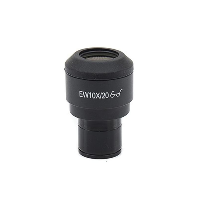 OPTIKA M-008.1 10x/20mm Wide Field Eyepiece with Pointer, High Eyepoint