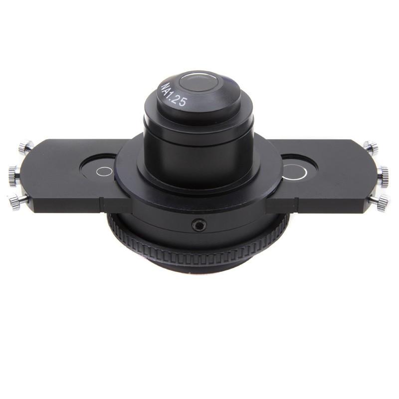 OPTIKA M-1124 Phase Contrast Condenser with Insert Slide 10x-40x