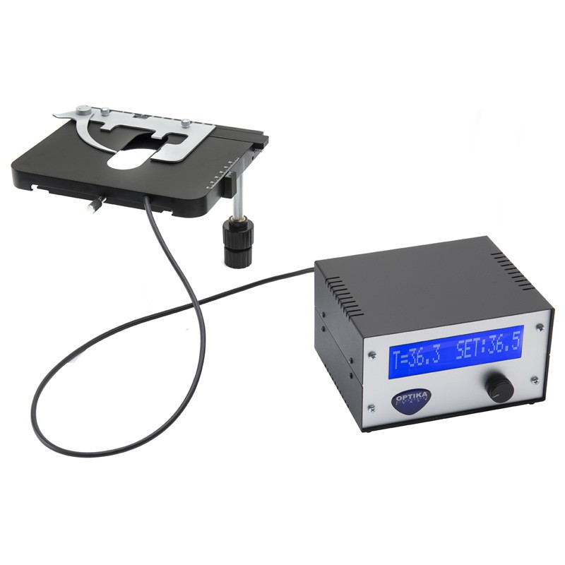 OPTIKA M-1144 Heating Mechanical Stage with Temperature Controller