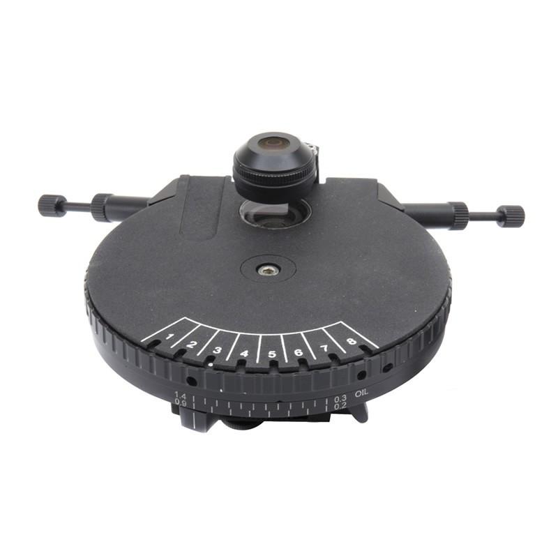OPTIKA M-1157 8-Position Universal Condenser
