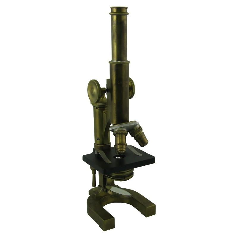 C. Reichert Wien Microscope No. 32220 - Antique