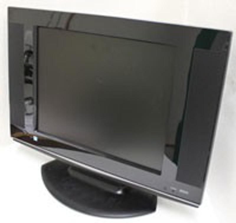 """24"""" Flat-Panel LCD Color Monitor"""