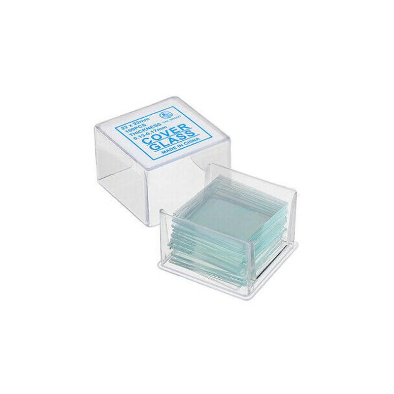 Box of Glass Cover Slips