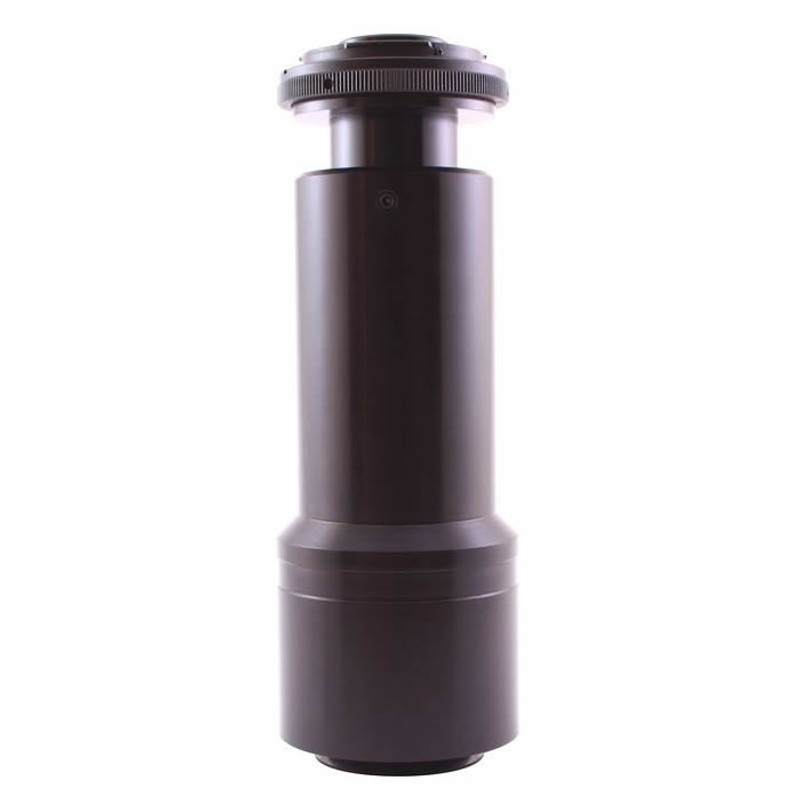 SF Standard Coupler For Nikon F-Mounted Camera To Olympus Photoport, 42mm Diameter Dovetail