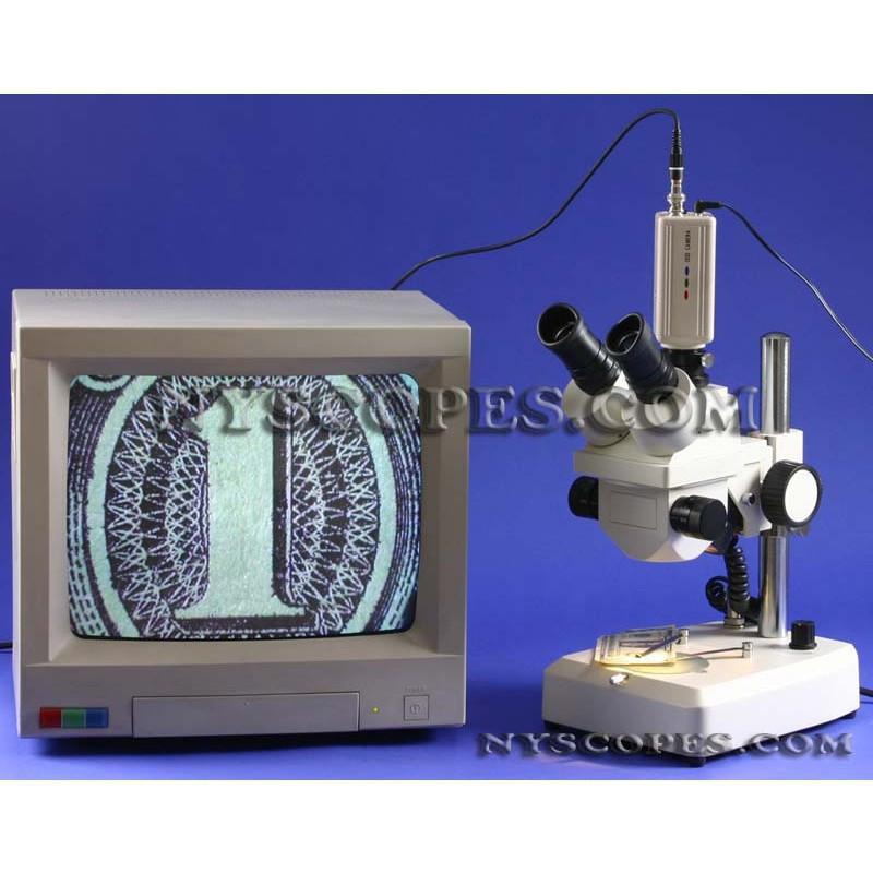 Steindorff NYMCS-770 Trinocular Stereo Digital Video Microscope