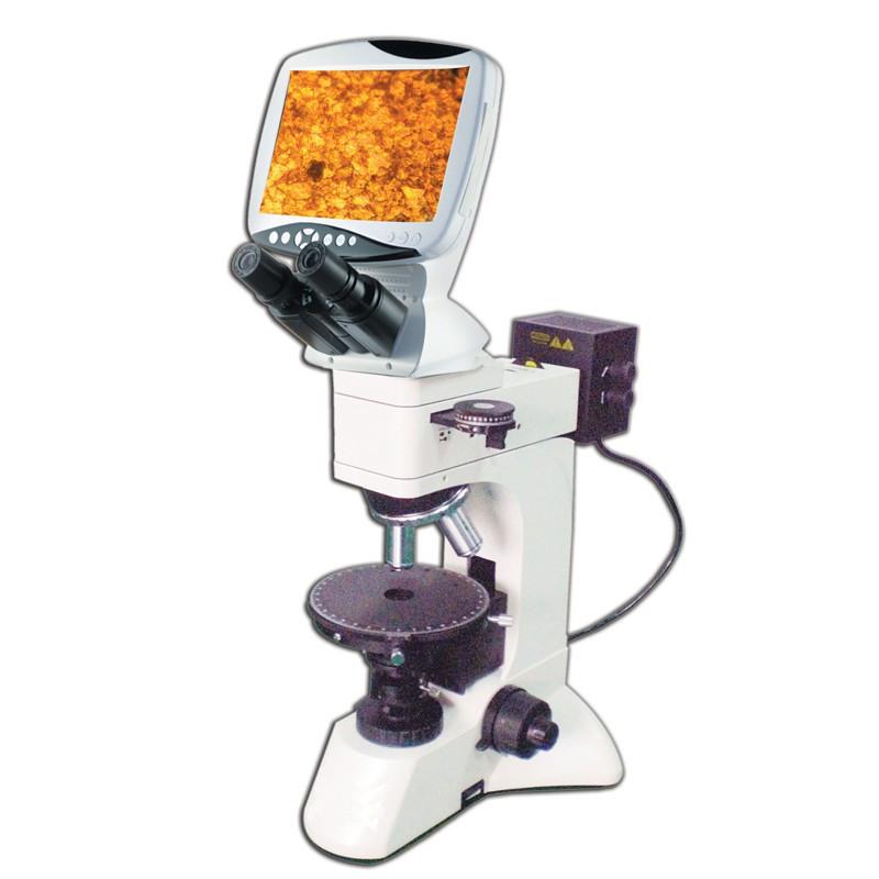 "Steindorff S-1500 Digital Polarizing Microscope with 8"" LCD Screen, 5 Megapixel"