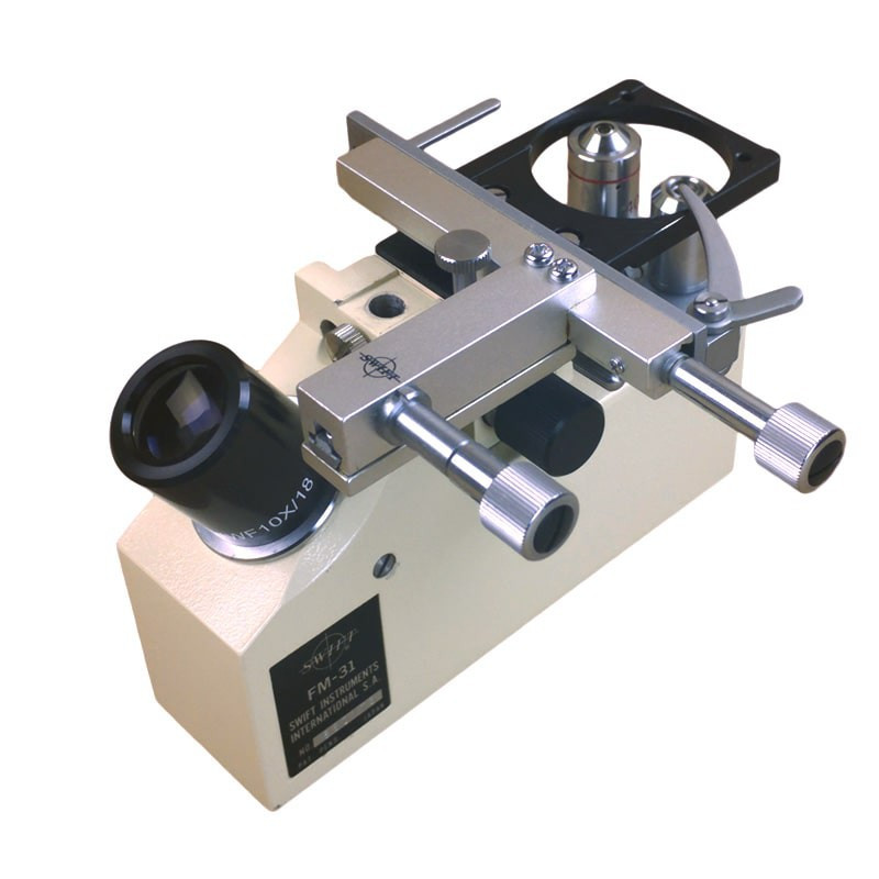 Swift FM-31LWD Field Scope with Mechanical Stage - Reconditioned