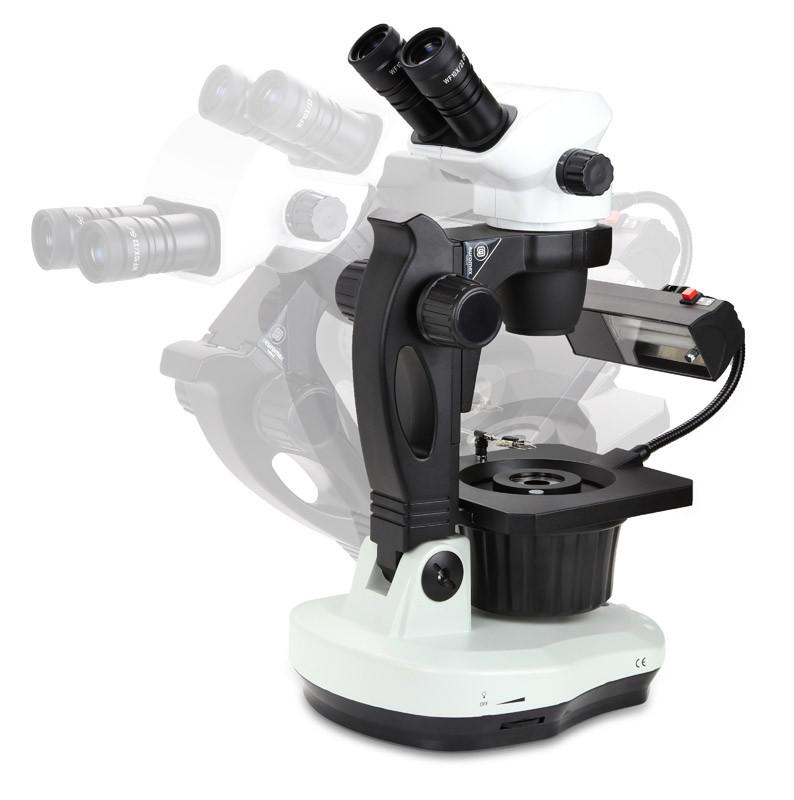 Euromex NZ.1902-GEMF, NexiusZoom Binocular Gemology Microscope