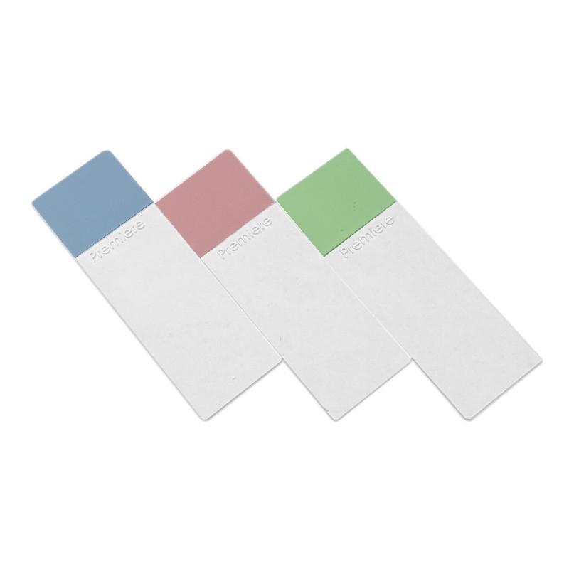 Colored Microscope Slides