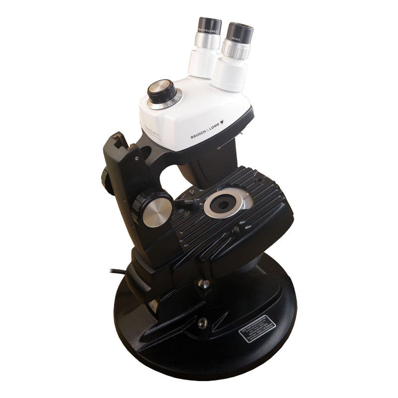 GIA Mark V Gemolite with Bausch & Lomb Stereo Zoom 4 Binocular Head - Reconditioned
