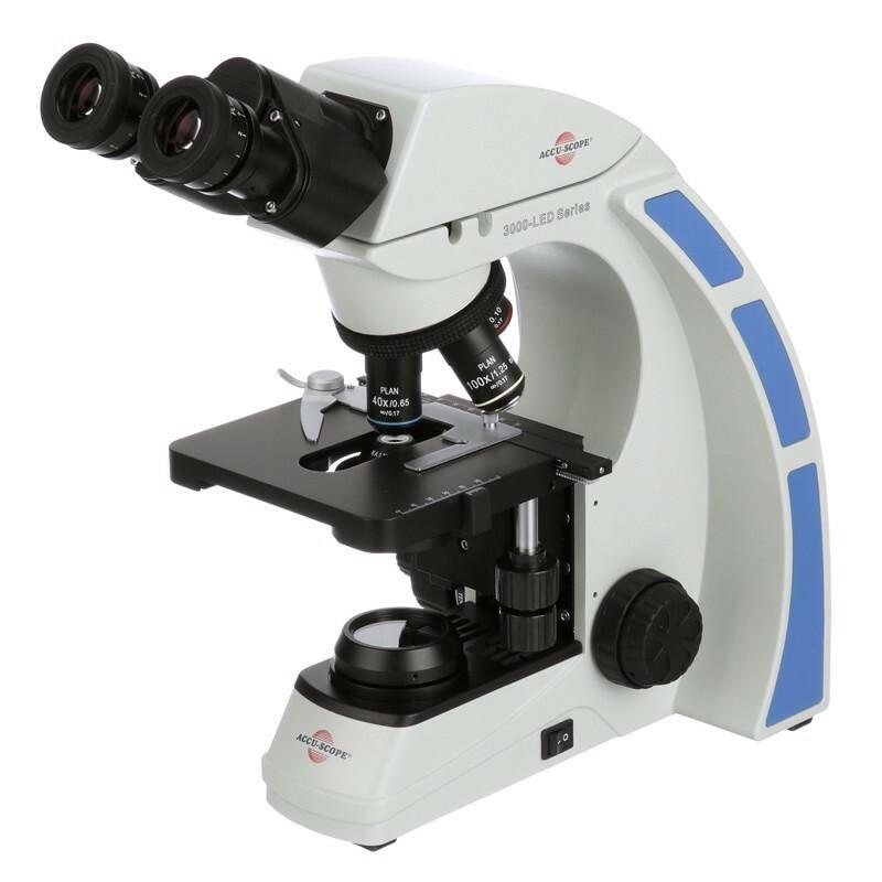 ACCU-SCOPE 3000-LED Biological Microscope