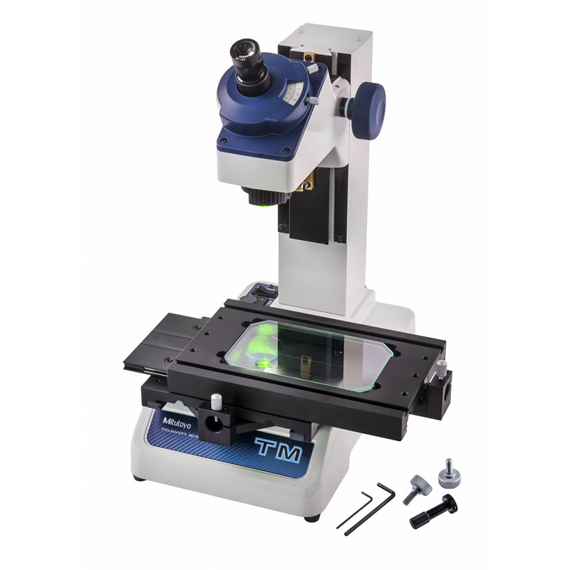 Mitutoyo TM-1005B Toolmakers Measuring Microscope