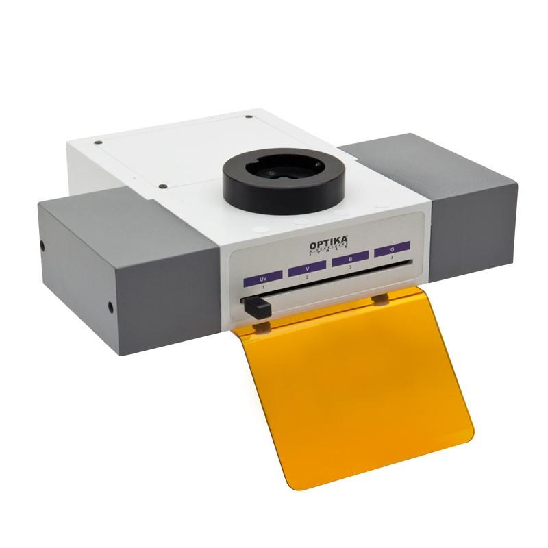 OPTIKA M-1031M 4-Position LED Fluorescence Attachment