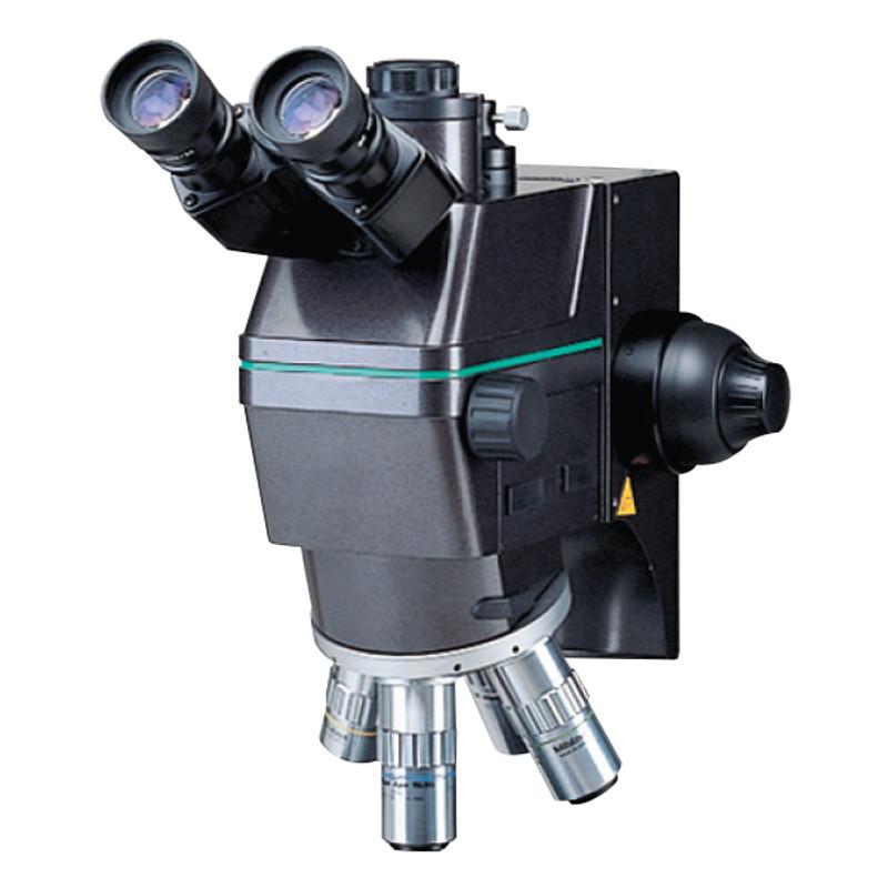 Mitutoyo FS70Z 1x-2x Zoom Microscope Body for Semiconductor Inspection, Brightfield