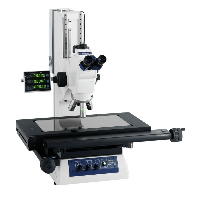 Mitutoyo MF-U Measuring Microscope, 400 x 200mm