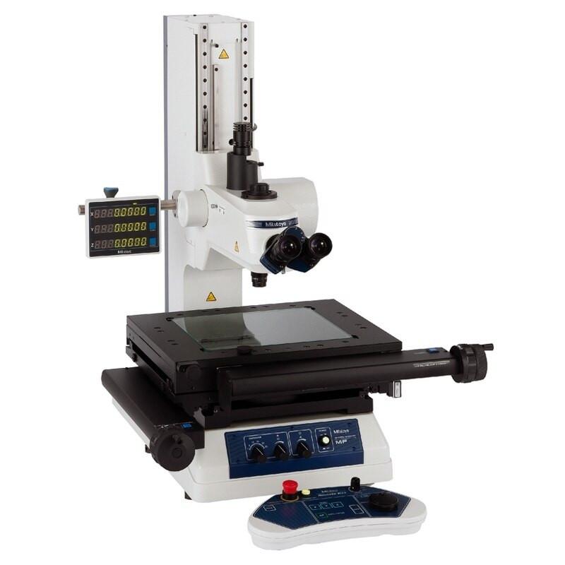 Mitutoyo MF-J Measuring Microscope, Motorized