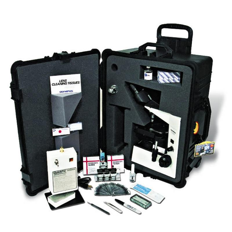 Field Kit for Asbestos Microscopes