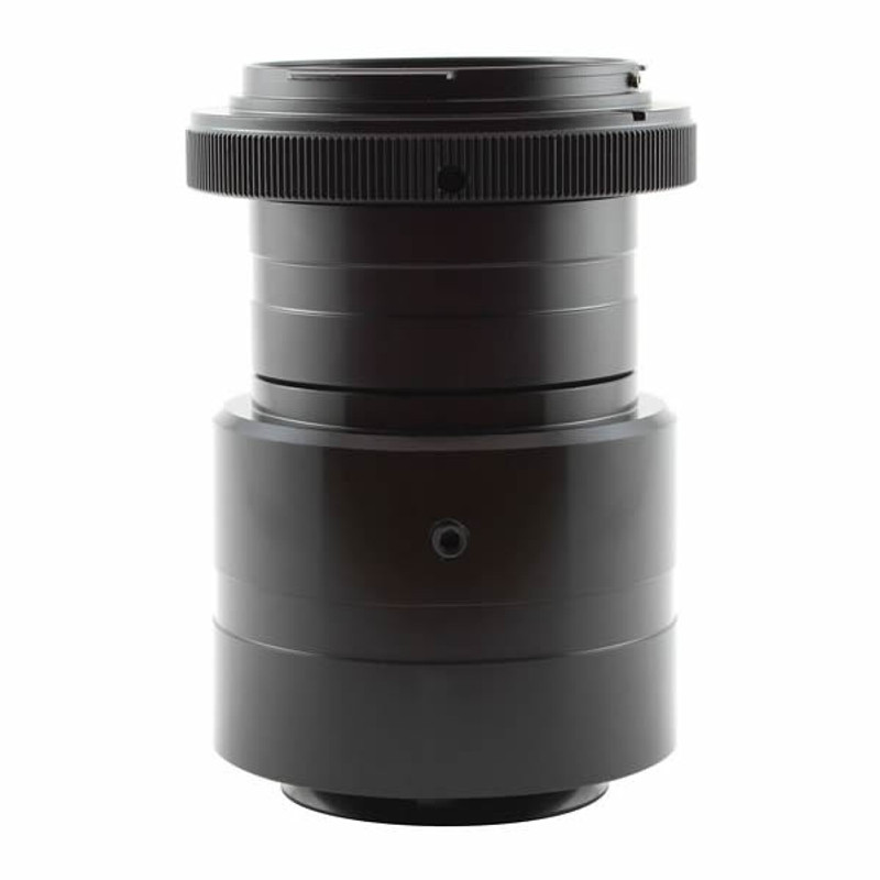 DE Large Format Coupler for Canon EOS To Olympus IX Series 42mm Photoport, Dovetail