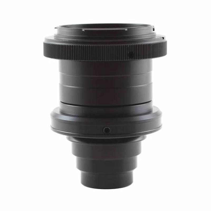 DE Large Format Coupler for Canon EOS To Zeiss 44mm Photoport, Dovetail