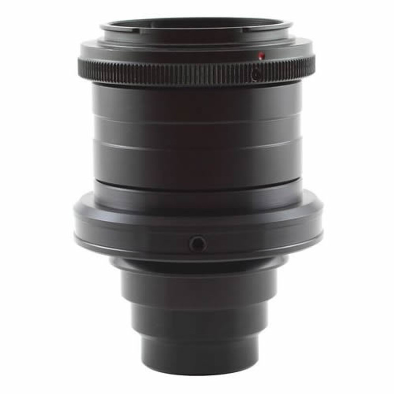 DF Large Format Coupler for Nikon F-Mounted Camera to Zeiss 44mm Photoport, Dovetail