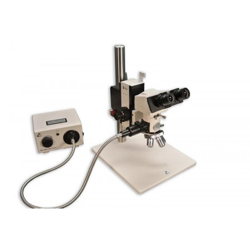Meiji MC-45 Binocular Reflected Light Tool Makers/Measuring Microscope (Z-Axis)