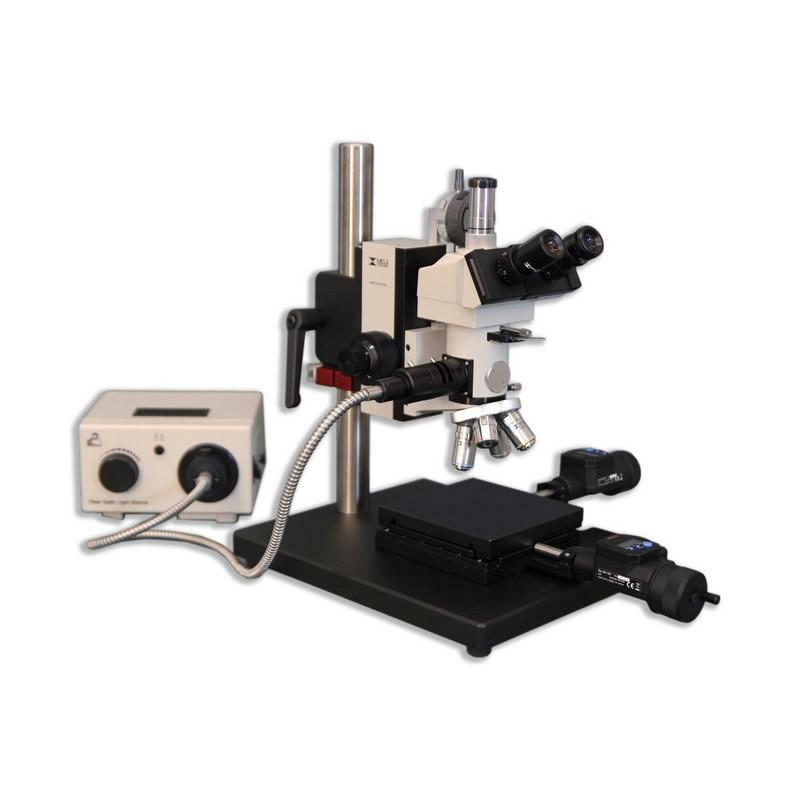 Meiji MC-50 Trinocular Toolmakers/Measuring Microscope