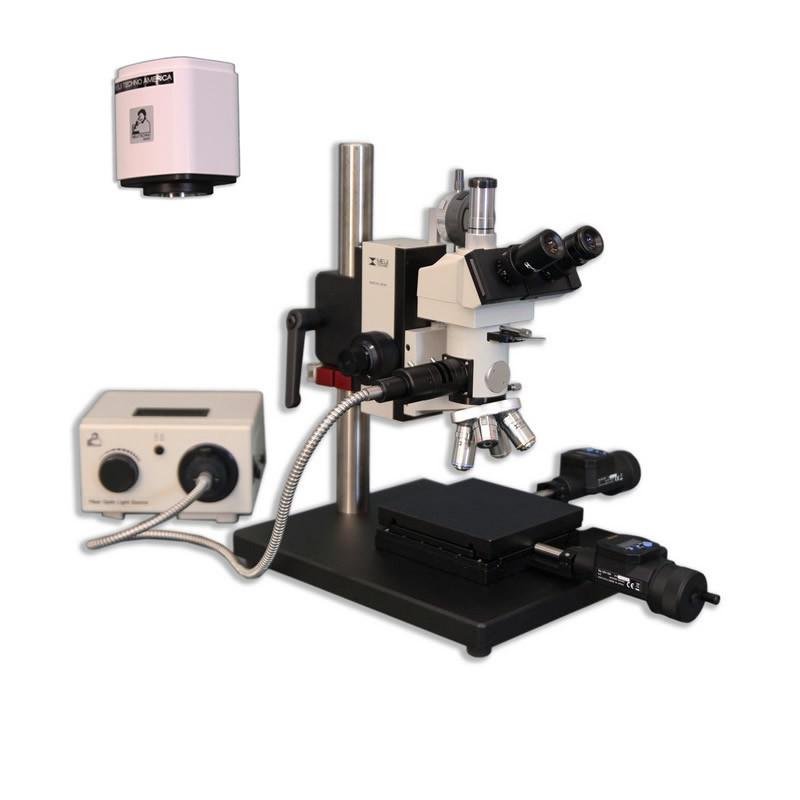 Meiji MC-50 Measuring Digital Microscope Package
