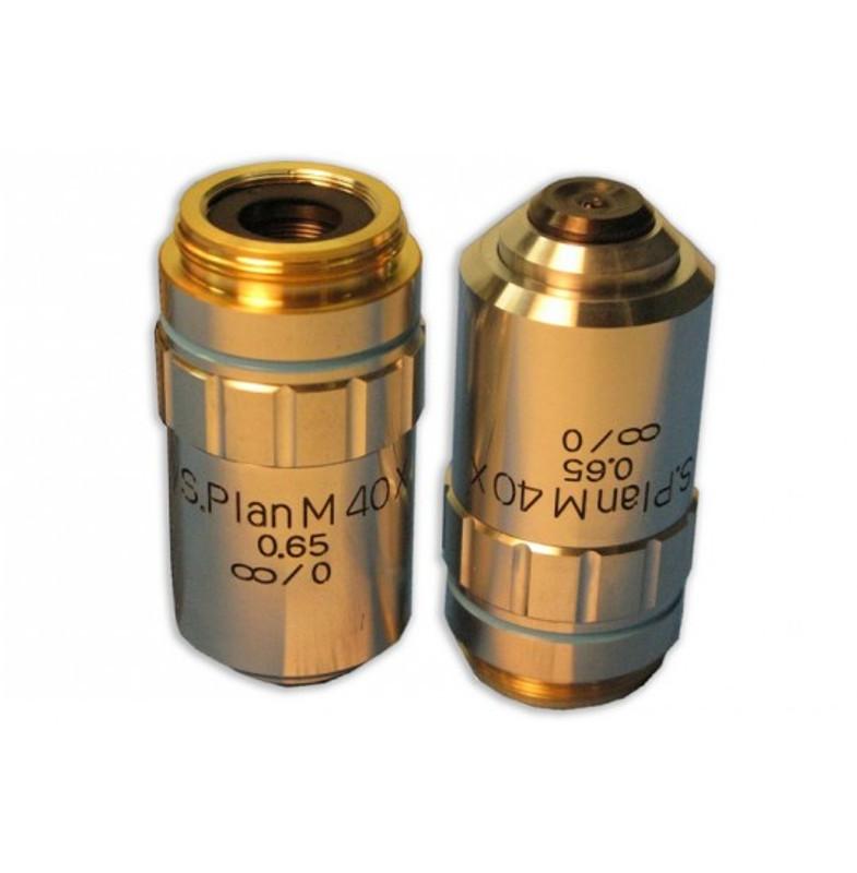 Meiji MA339 40x S Plan Brightfield Metallurgical Objective