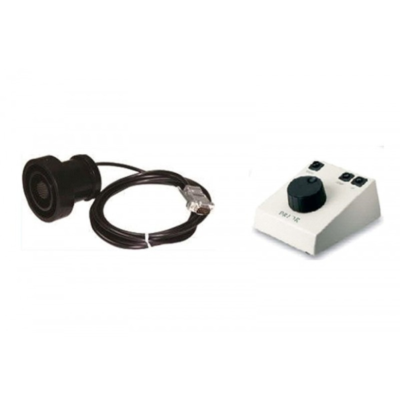 Meiji PR-ES101ZEMJ Z-Axis Non-Encoded Motorized Focus Control Kit