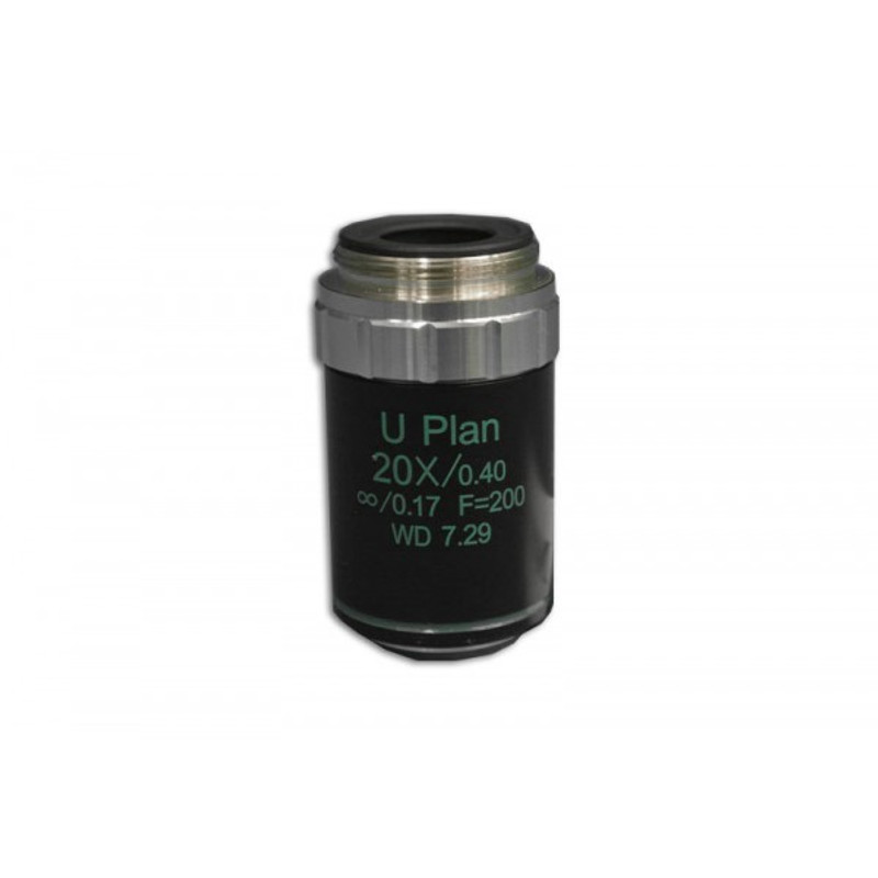 Meiji MA937D 20x Dispersion Staining Plan Polarizing Objective for Transmitted Light