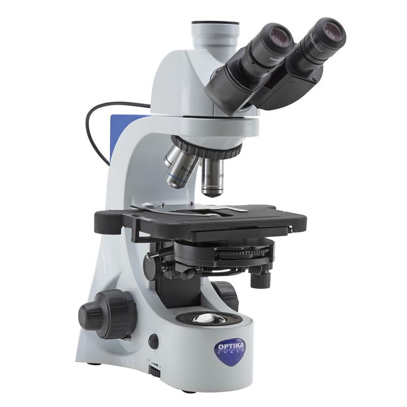 OPTIKA B-382PHi-ALC Binocular Phase Microscope with Automatic Light Control