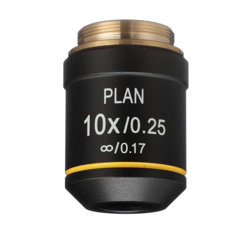 ACCU-SCOPE 00-3174-PL 10x Infinity Plan Achromat Objective
