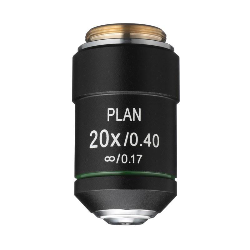 ACCU-SCOPE 00-3177-PL 20x Infinity Plan Achromat Objective
