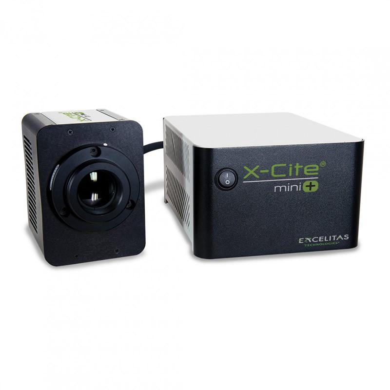 Excelitas X-Cite mini+ LED Fluorescence Illuminator, XTML (385nm)