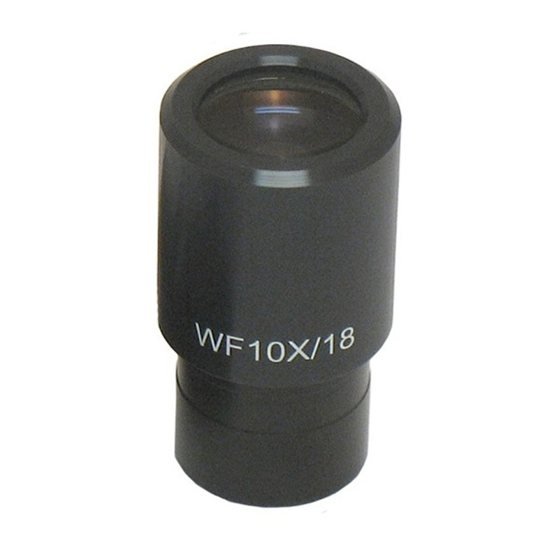ACCU-SCOPE 02-3105 WF10x/18.5 Eyepiece with Pointer & Reticle Holder, Single