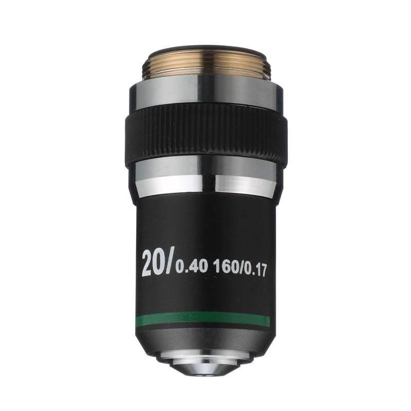 ACCU-SCOPE 02-3197 20xR DIN Achromat Objective
