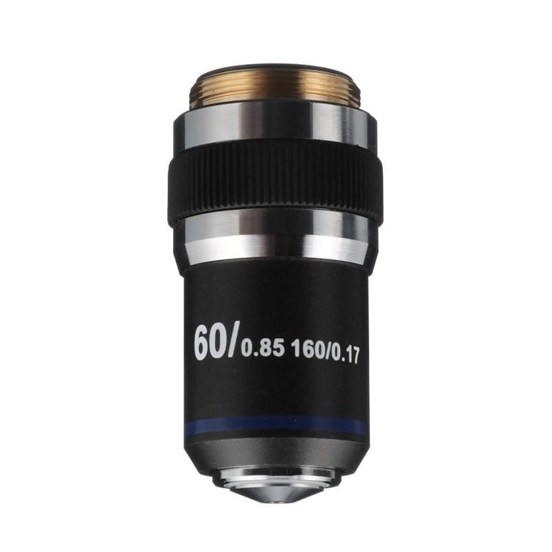 ACCU-SCOPE 02-3199 60xR DIN Achromat Objective