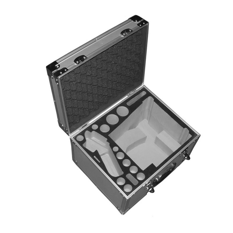 ACCU-SCOPE 120-3295-A Aluminum Hard Sided Microscope Carry Case for EXC-120 Series