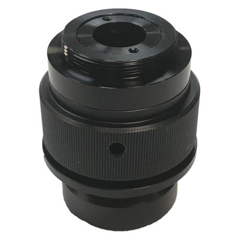 ACCU-SCOPE 12-2010-50 0.50x Focusable C-Mount Adapter