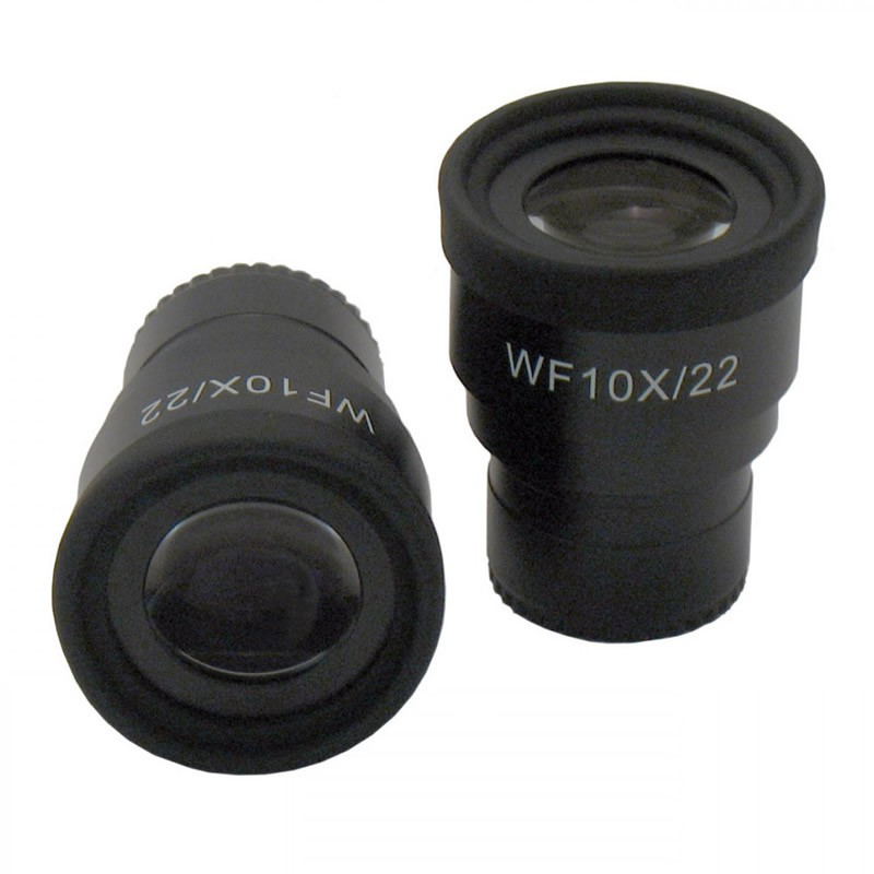 ACCU-SCOPE 131-10-11 WF10x/22mm Focusing Eyepiece, Single